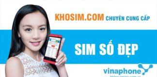 Vì sao nên mua sim số đẹp Vinaphone 10 số?